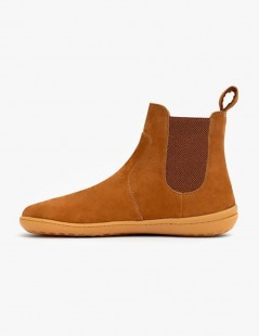 fulham nubuck womens vivo barefoot boots