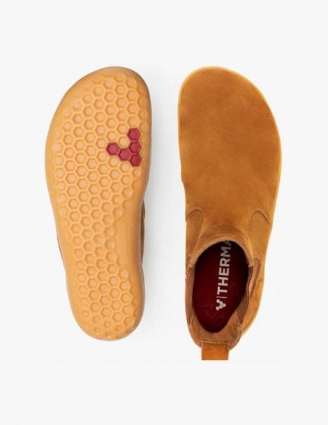 fulham nubuck womens vivo barefoot outsole