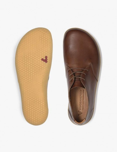ra lux mens vivo barefoot brown