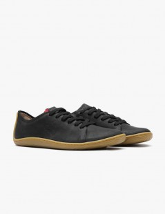 addis mens vivo barefoot black shoes